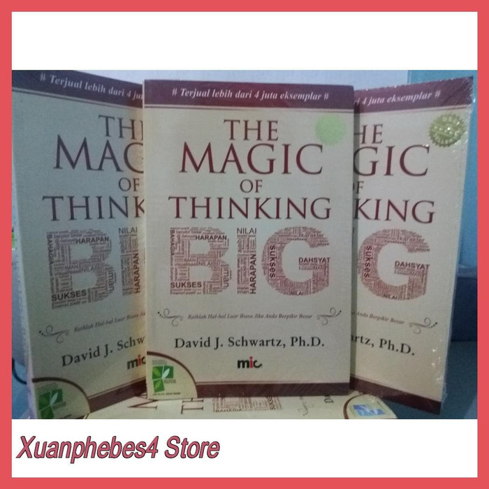 The Magic Of Thinking Big Pdf Bahasa Indonesia