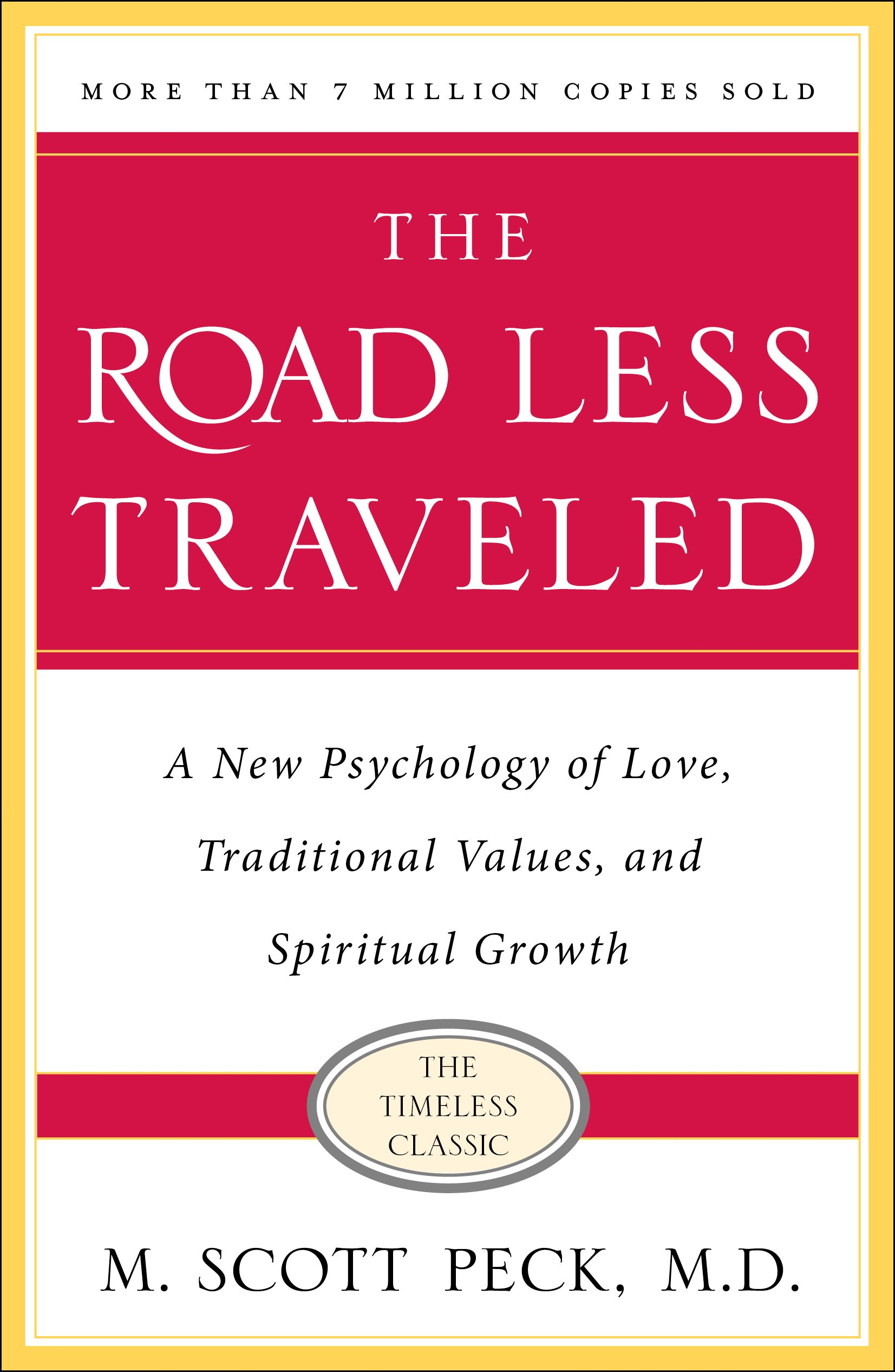 The Road Less Traveled Pdf Scott Peck