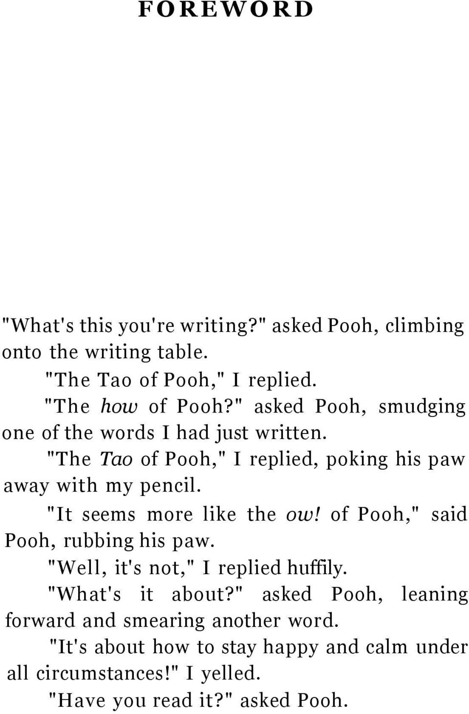 The Tao Of Pooh Pdf Free Download