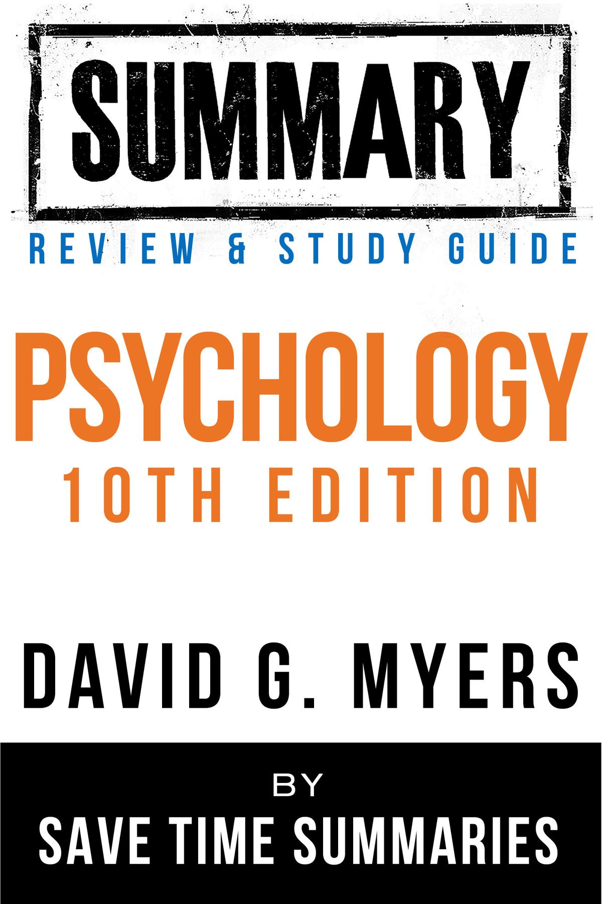 Ap Psychology Textbook Myers 10th Edition Pdf