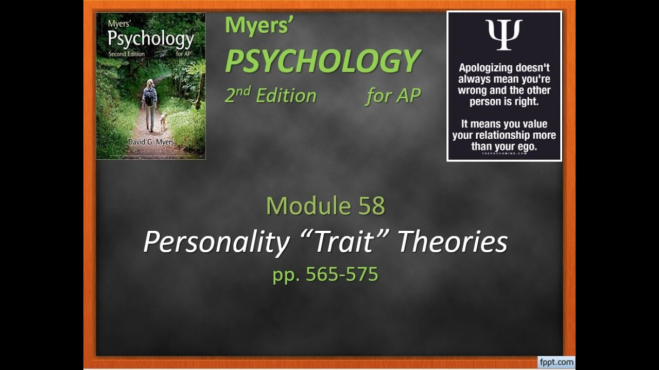 Ap Psychology Textbook Myers 2nd Edition Pdf