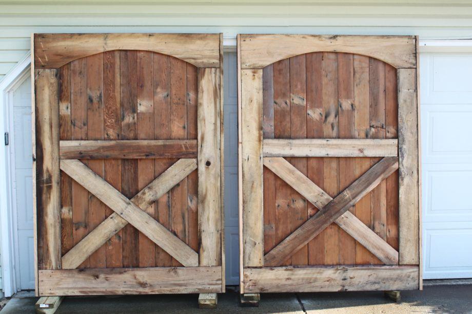 Barn Door Plans Pdf
