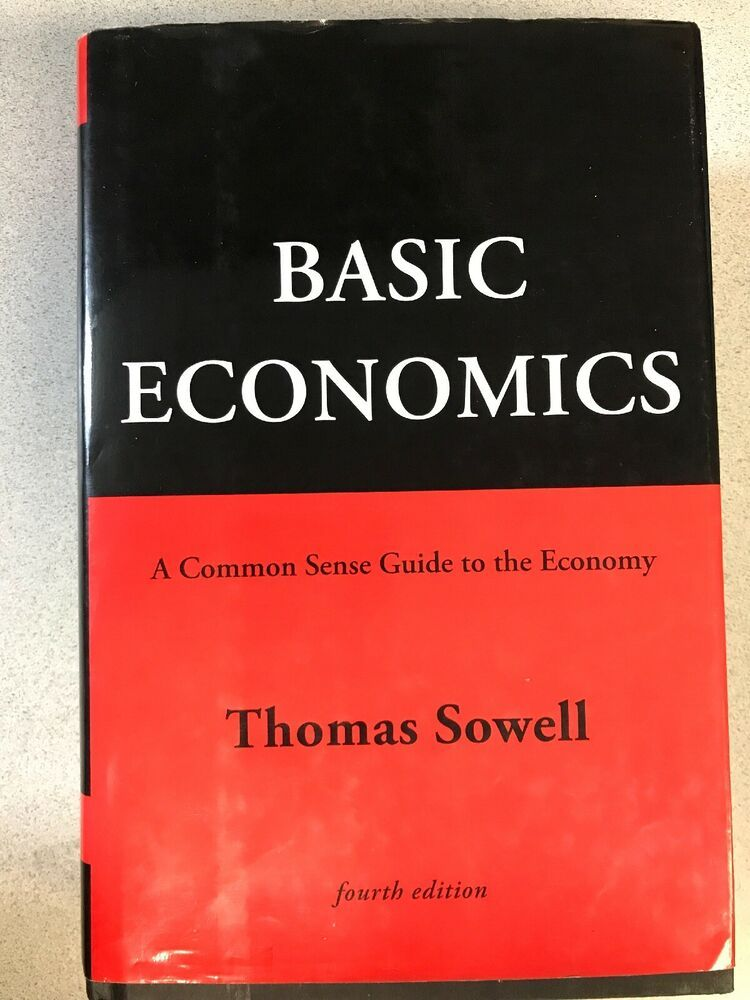 Basic Economics Thomas Sowell Pdf Free