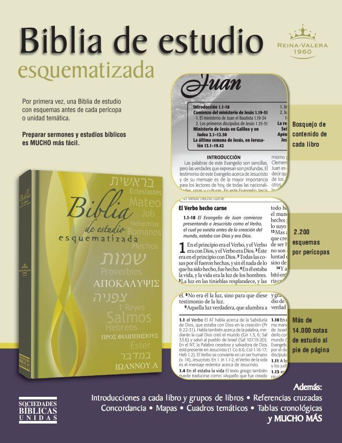 Biblia De Estudio Reina Valera 1960 Pdf