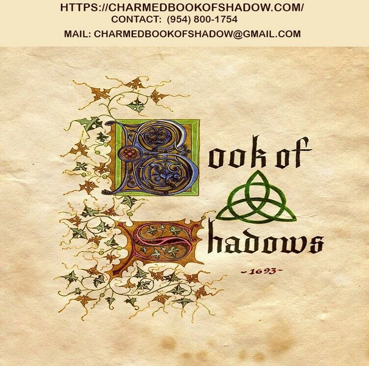 Book Of Shadows Pdf