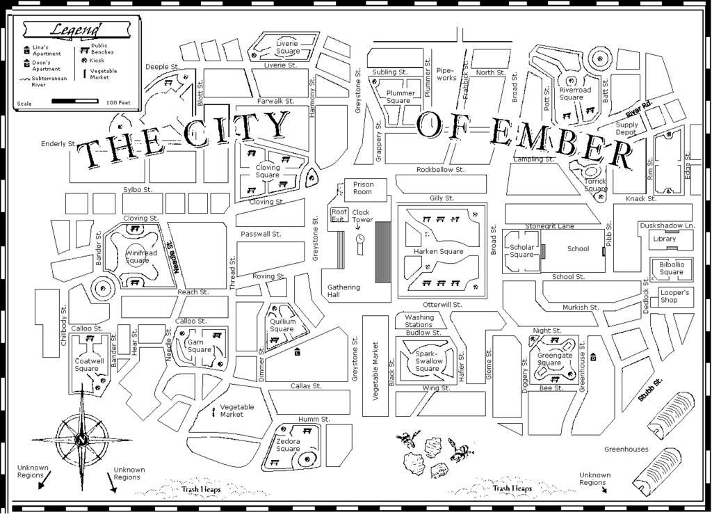City Of Ember Pdf