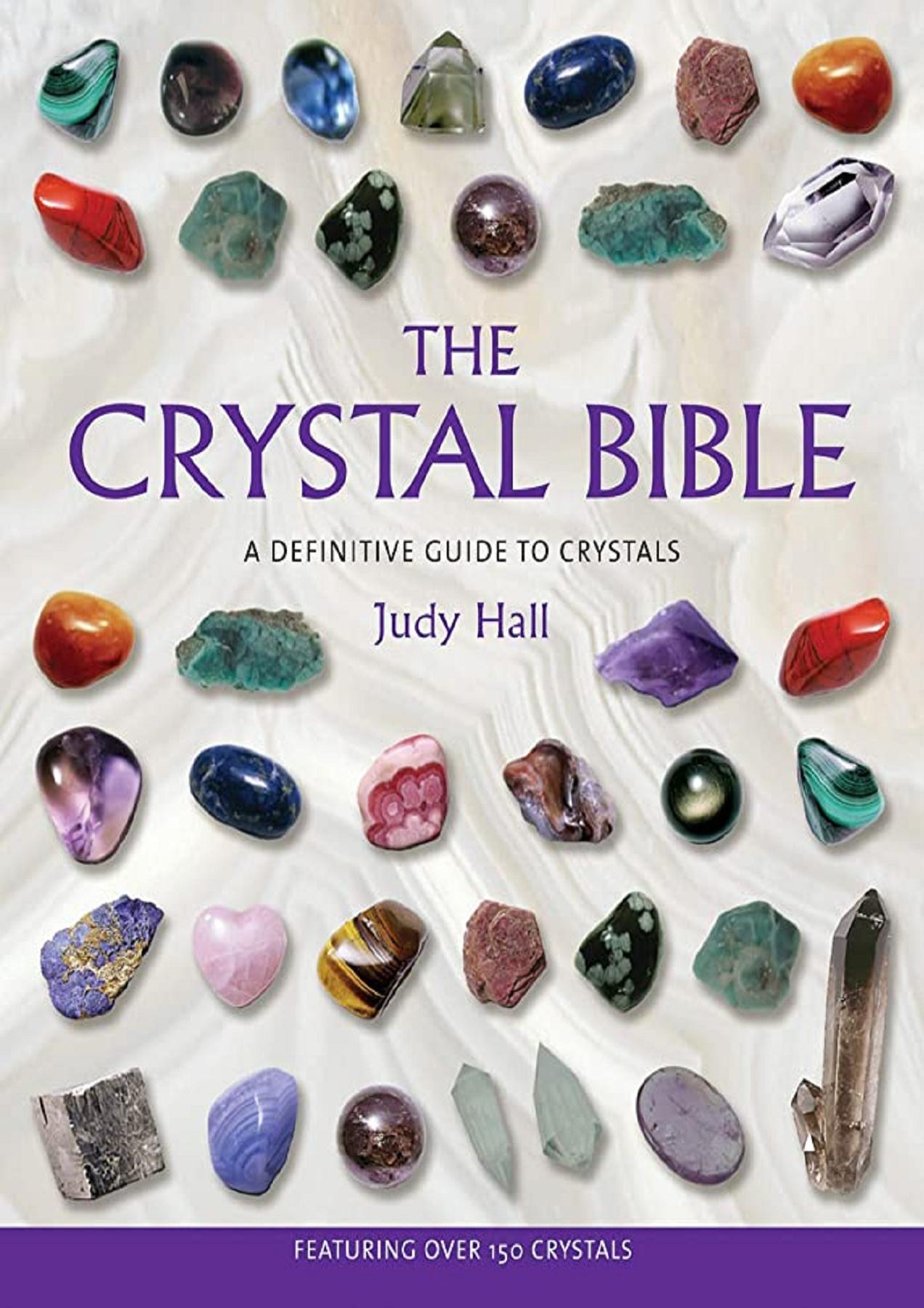 Crystal Bible Pdf
