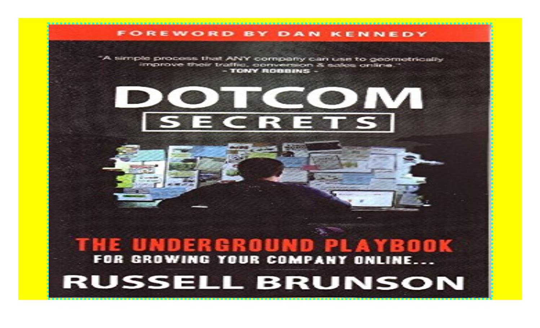 Dotcom Secrets Pdf Online
