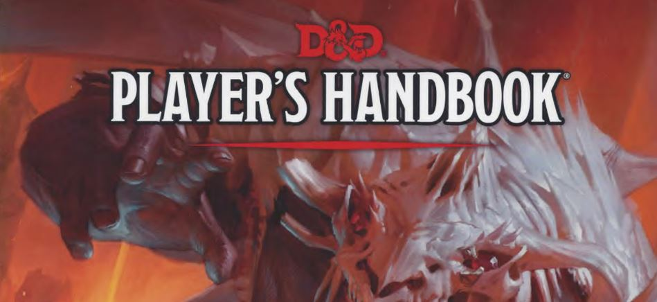 Dungeons And Dragons 5e Pdf Player's Handbook