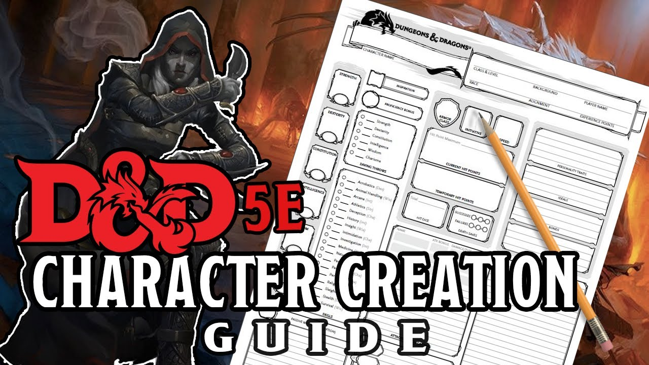 Editable Dungeons And Dragons Character Sheet Pdf