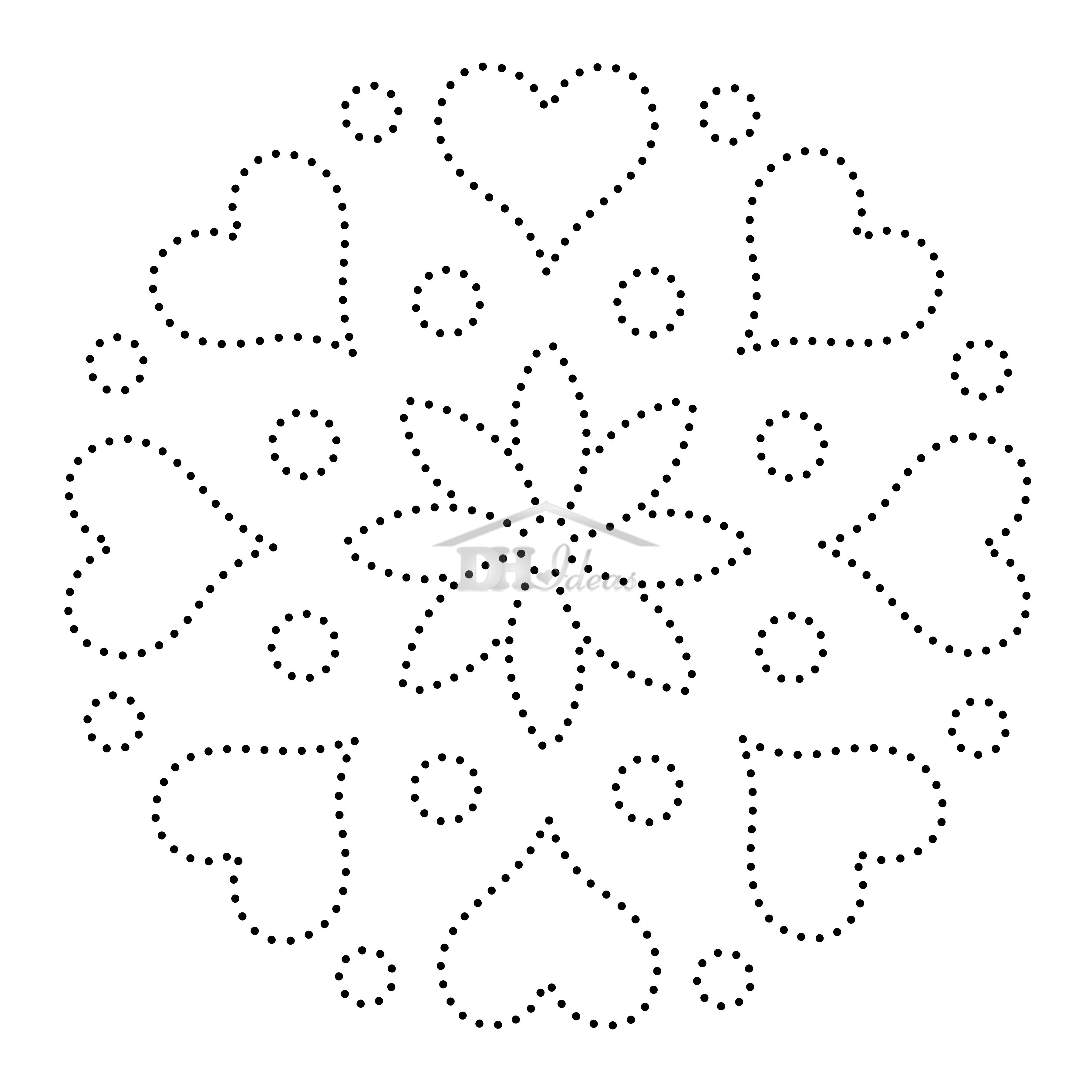 Free String Art Patterns Pdf