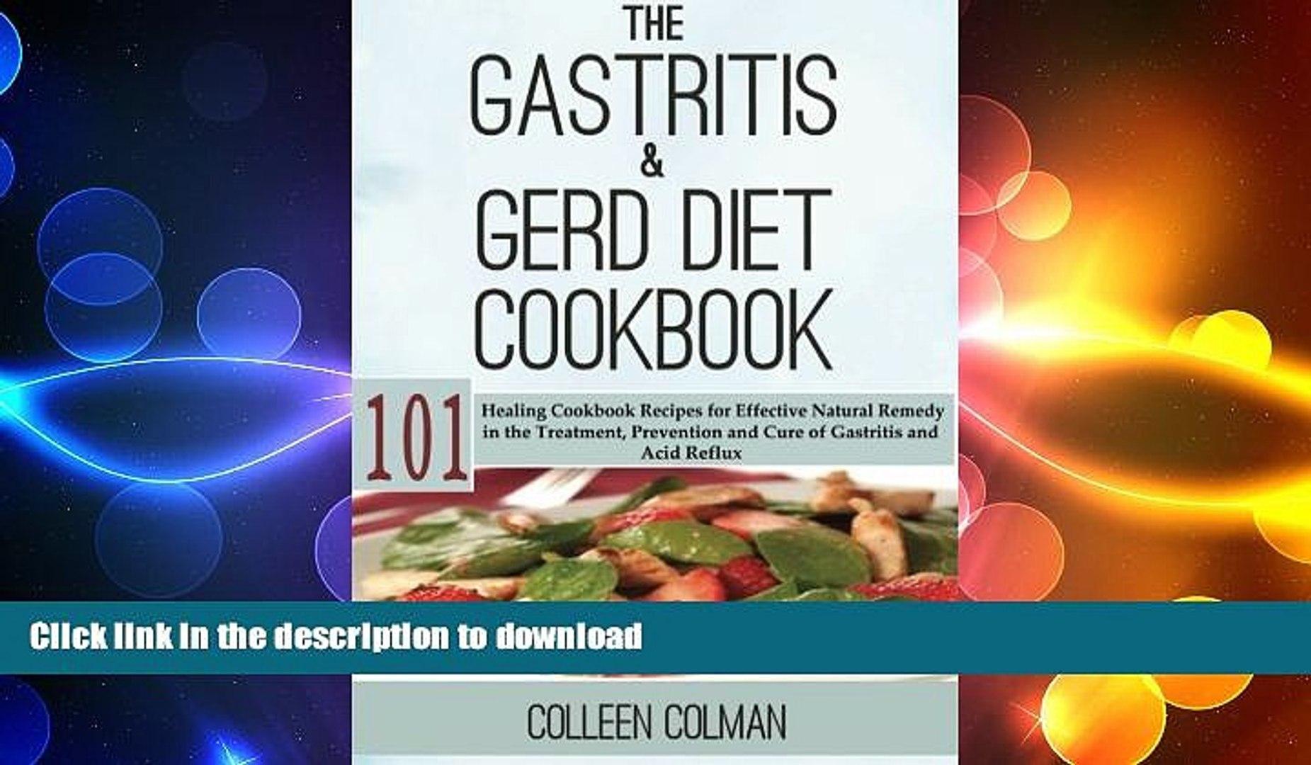 Gastritis Diet Plan Pdf