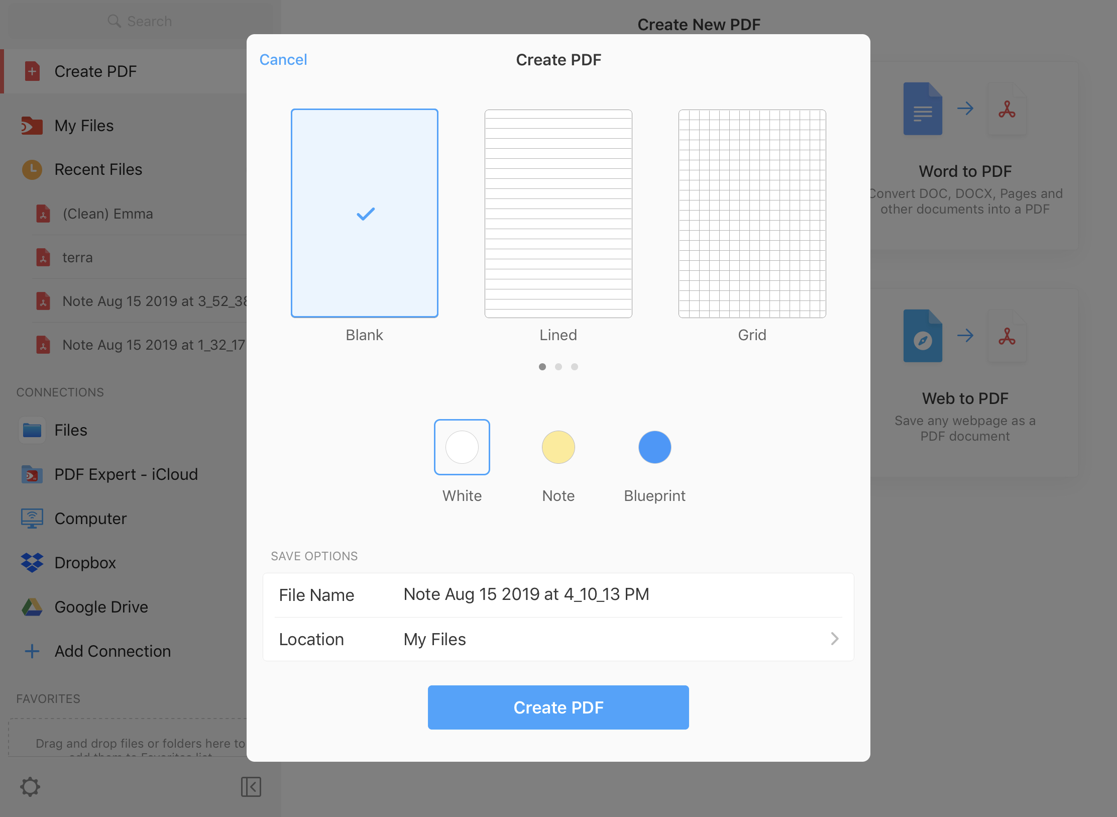 How To Turn Photo Into Pdf On Iphone