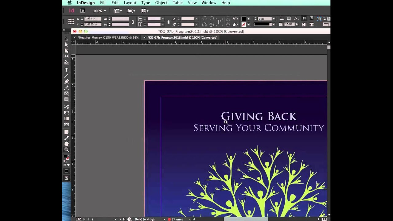 Import Pdf Into Indesign Blurry