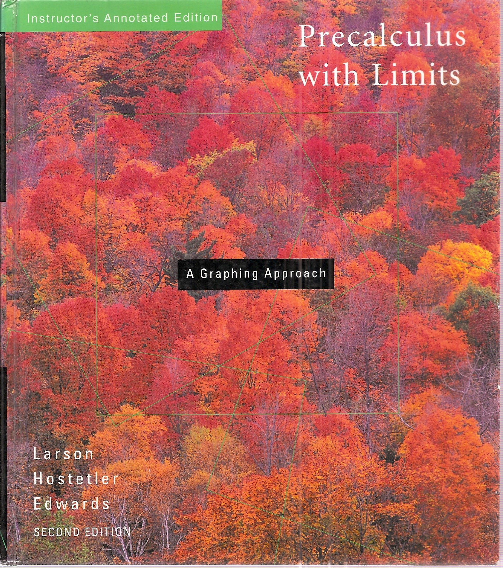 Larson Precalculus With Limits Pdf 2nd Edition