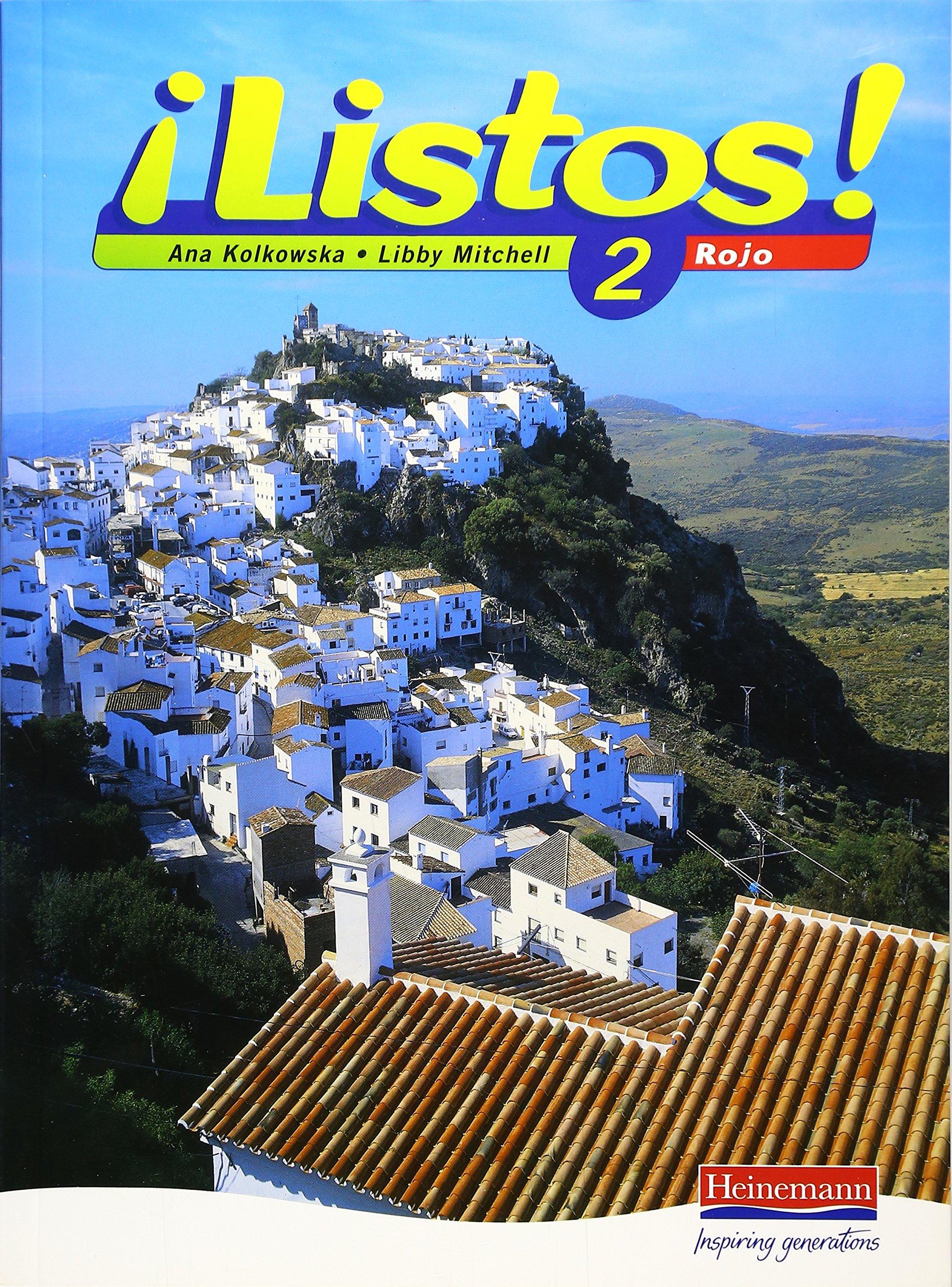 Listos 3 Spanish Textbook Pdf