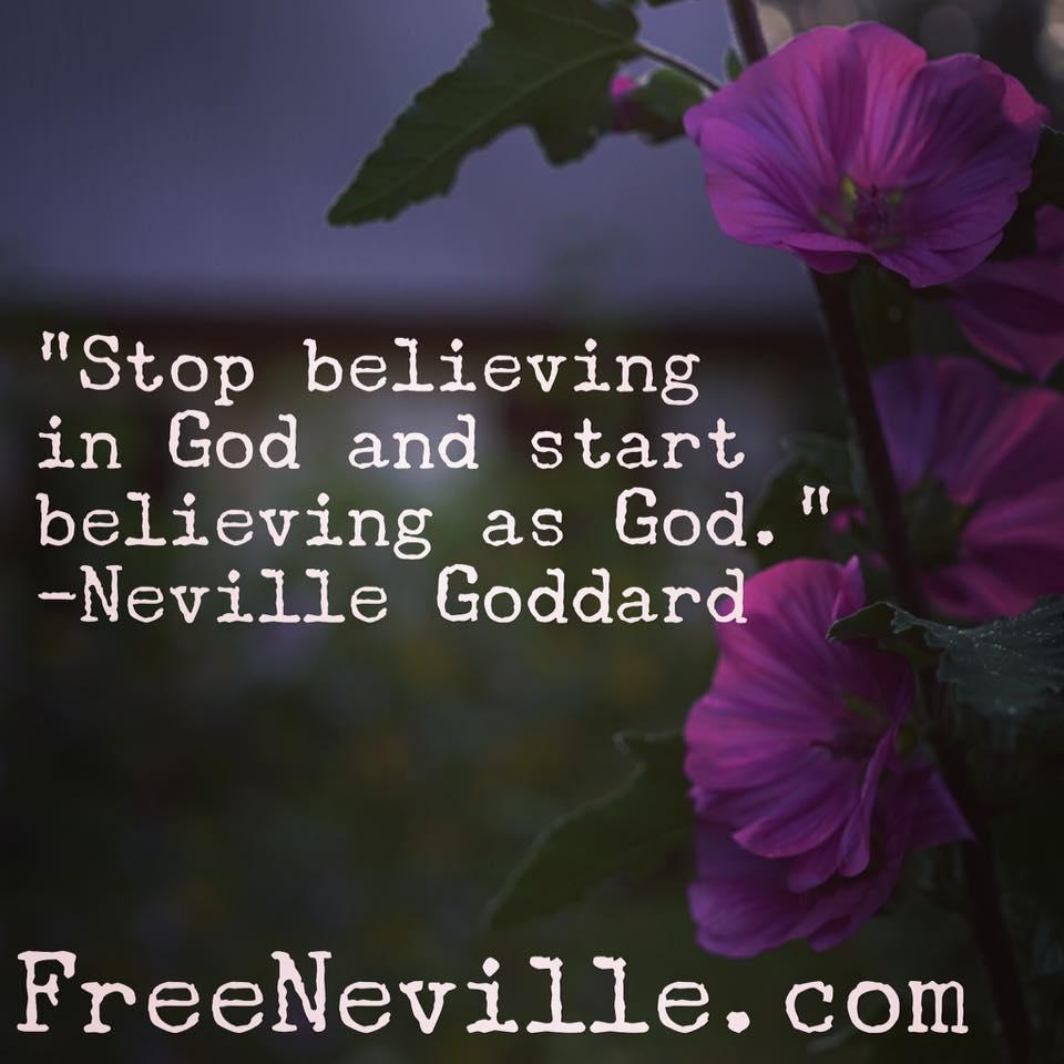 Neville Goddard Pdf