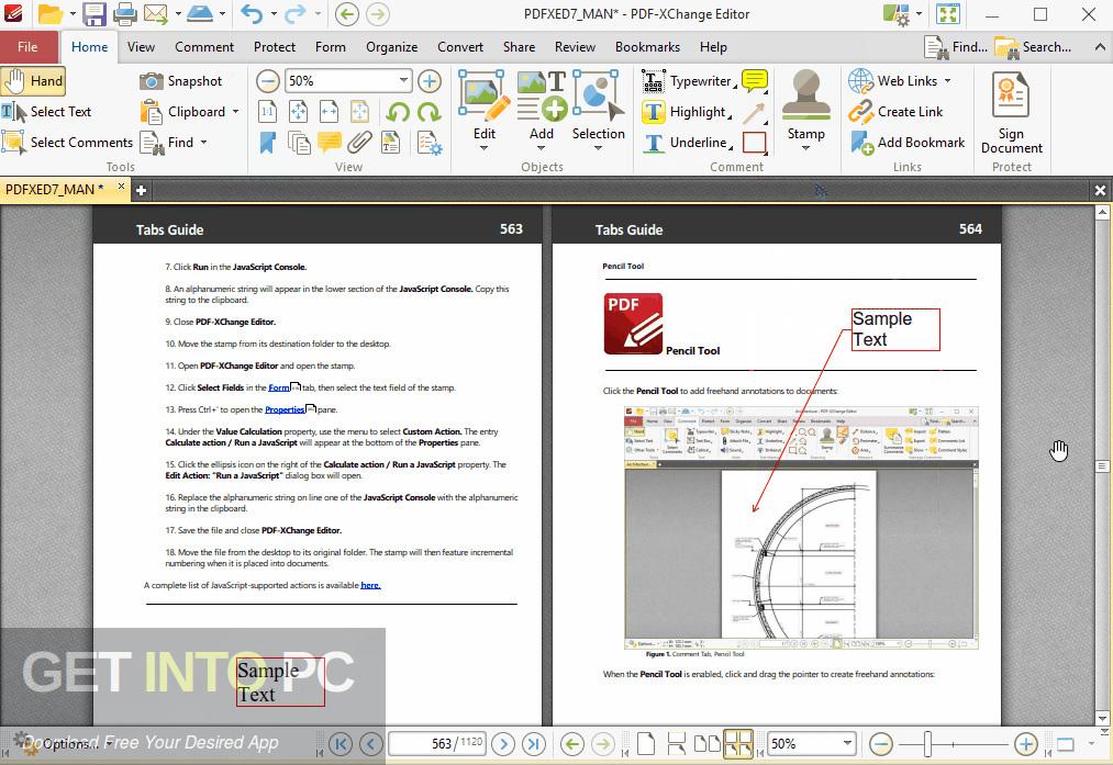 Pdf Xchange Editor Free Version