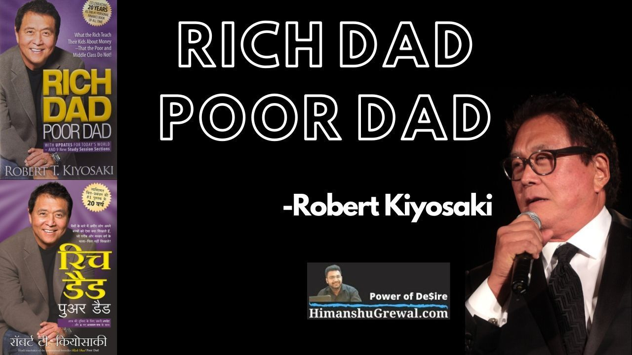 Rich Dad Poor Dad Book Pdf In Hindi