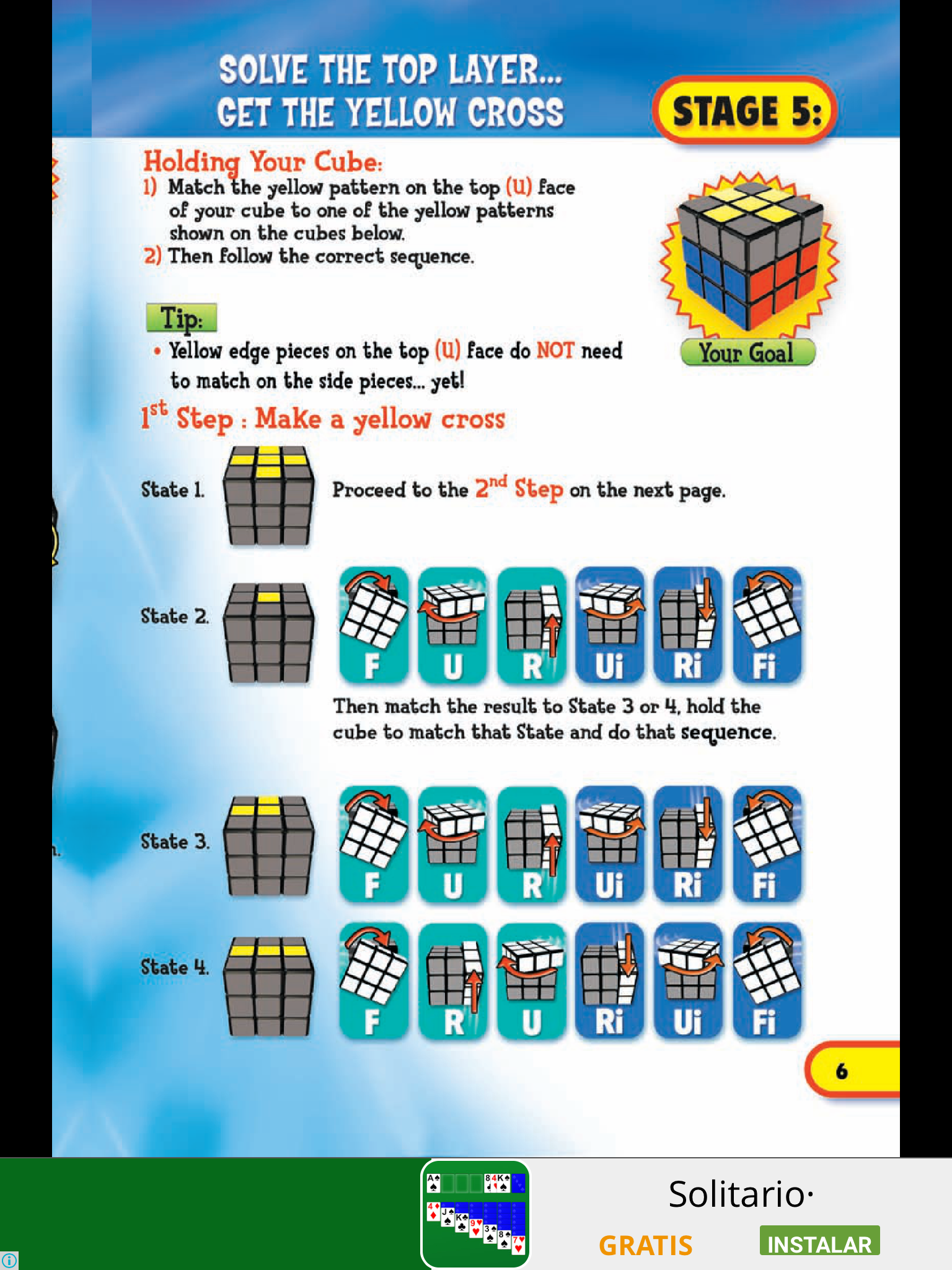 Rubiks Cube Solution Pdf