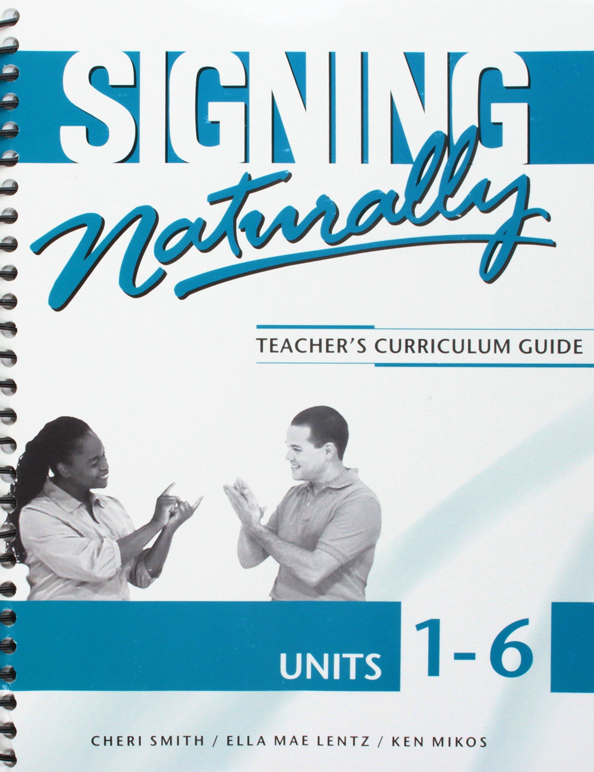 Signing Naturally Units 1 6 Pdf Answers