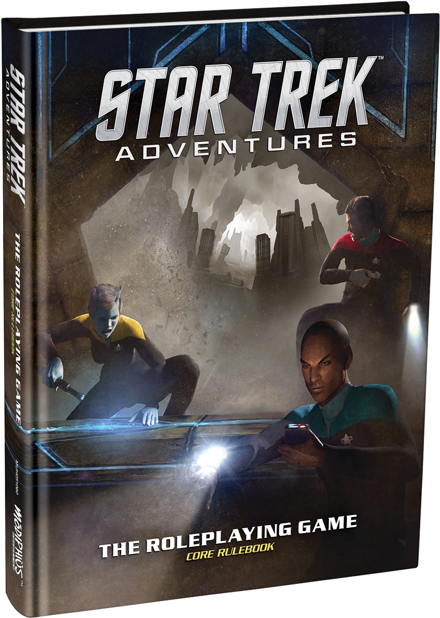 Star Trek Adventures Pdf Collection