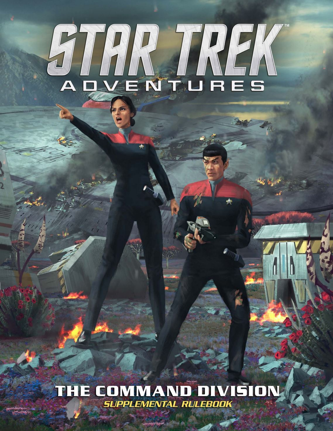 Star Trek Adventures Pdf