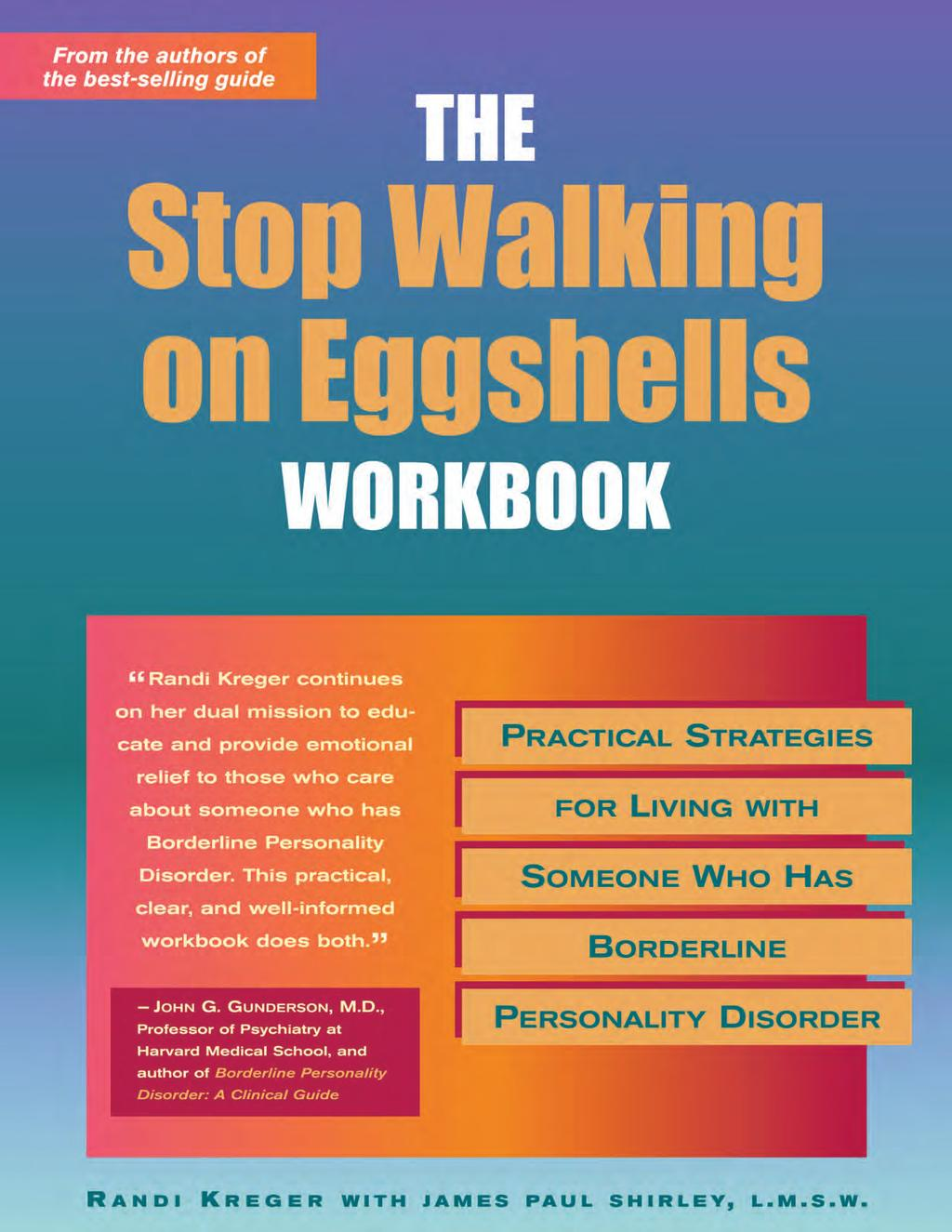 Stop Walking On Eggshells Pdf Free