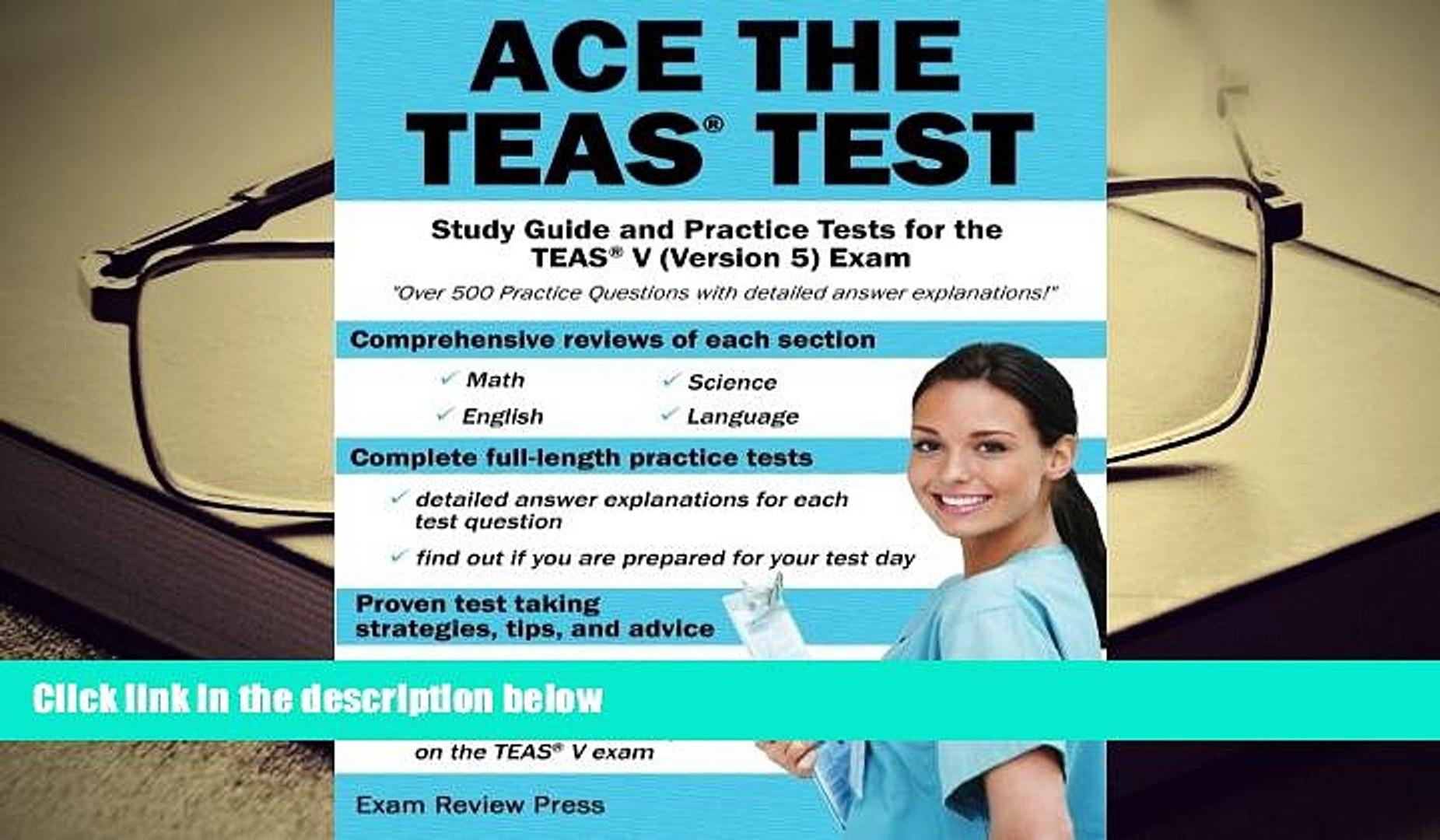 Teas Practice Test Pdf Free