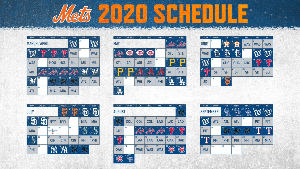 Texas Rangers Schedule 2019 Pdf