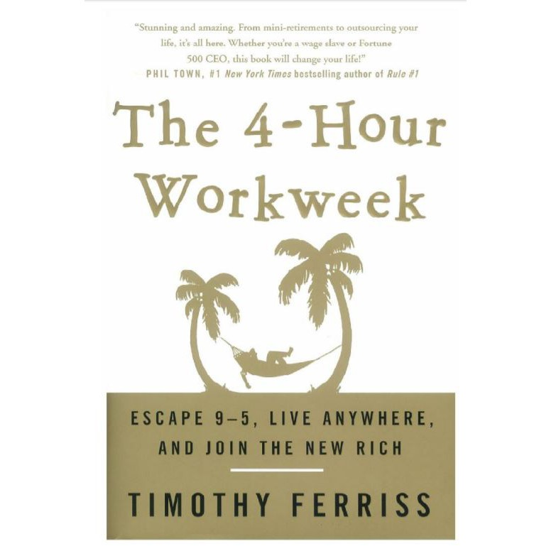The Four Hour Work Week Pdf