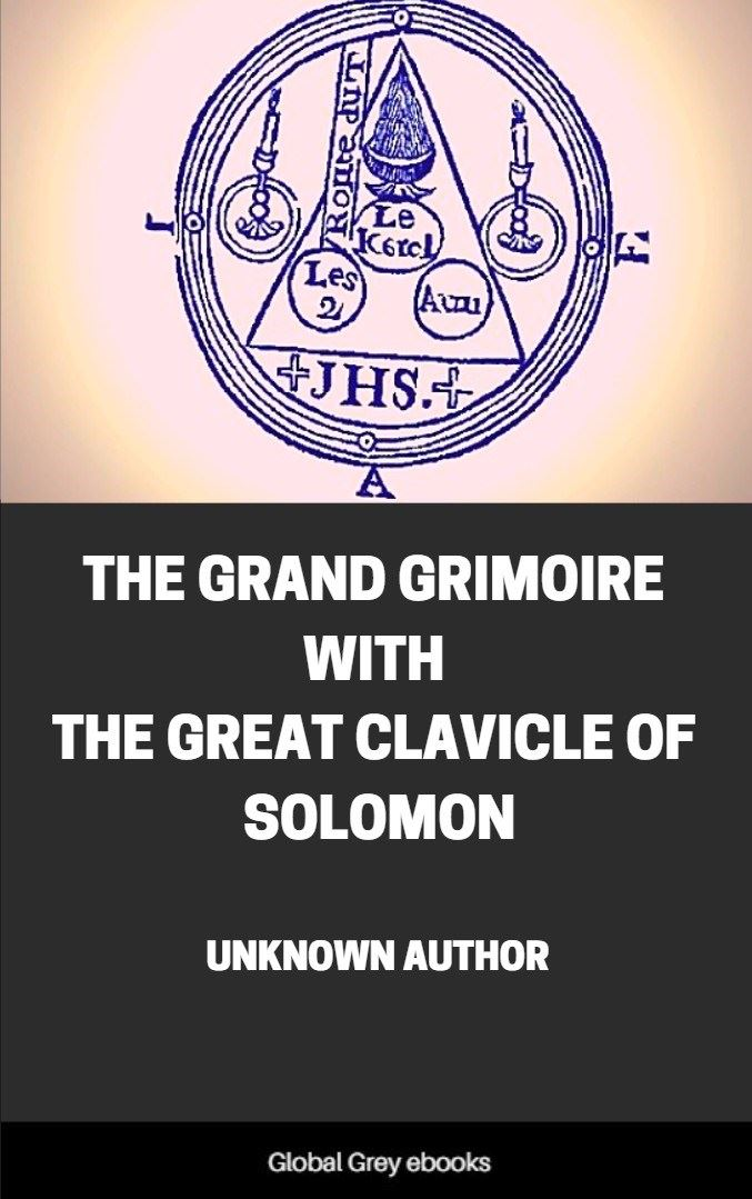 The Grand Grimoire Pdf In Hindi
