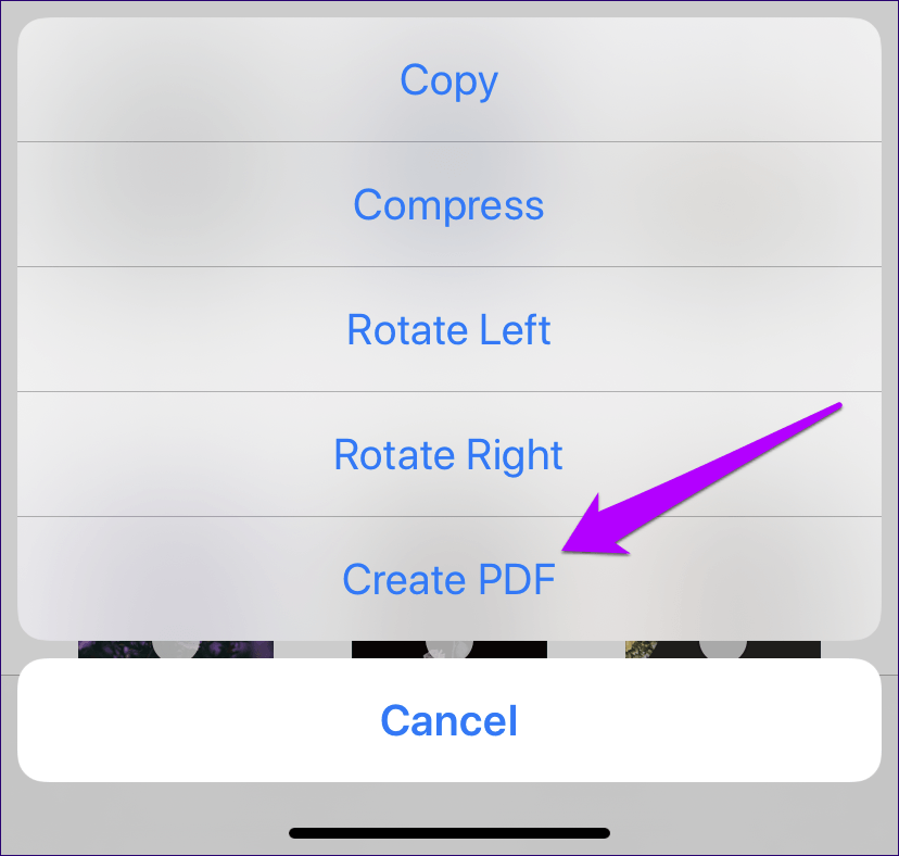 Turn Photo Into Pdf Iphone 11