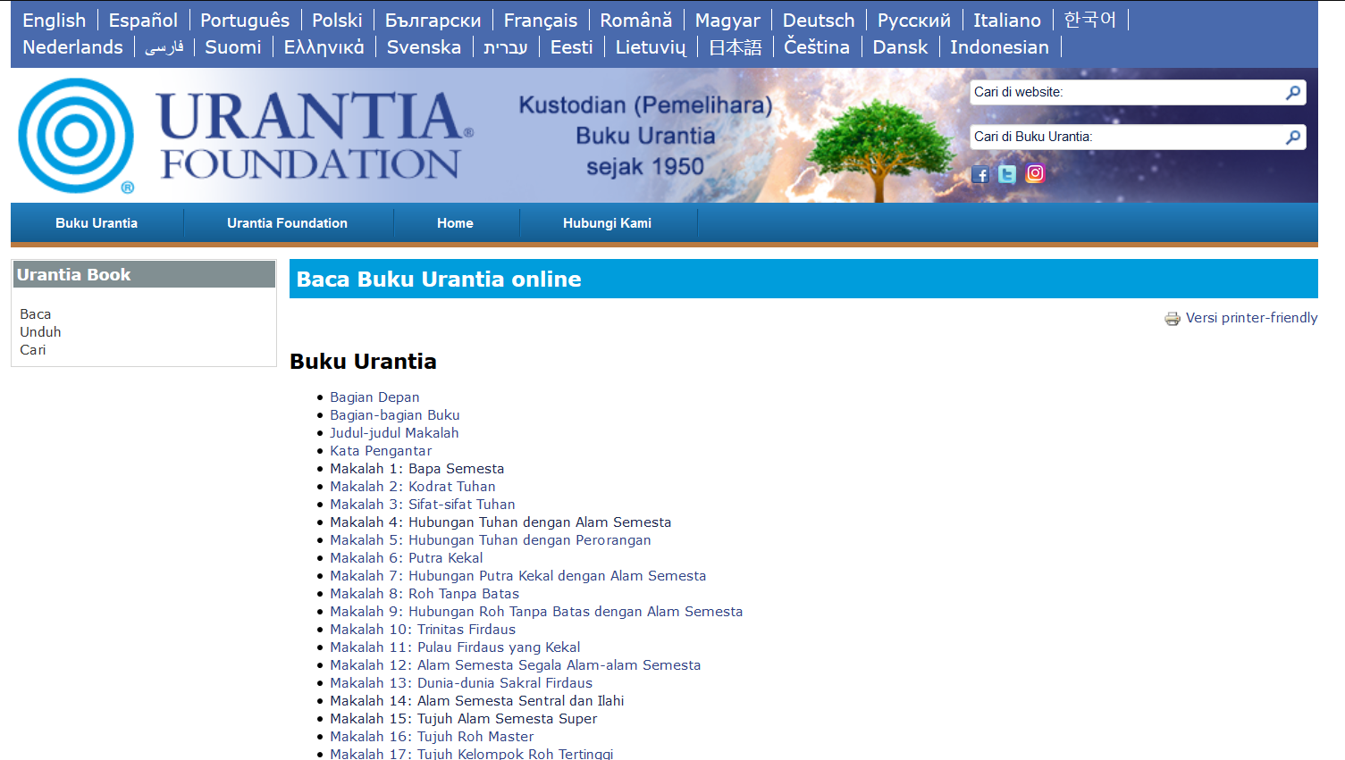 Urantia Book Pdf Indonesia