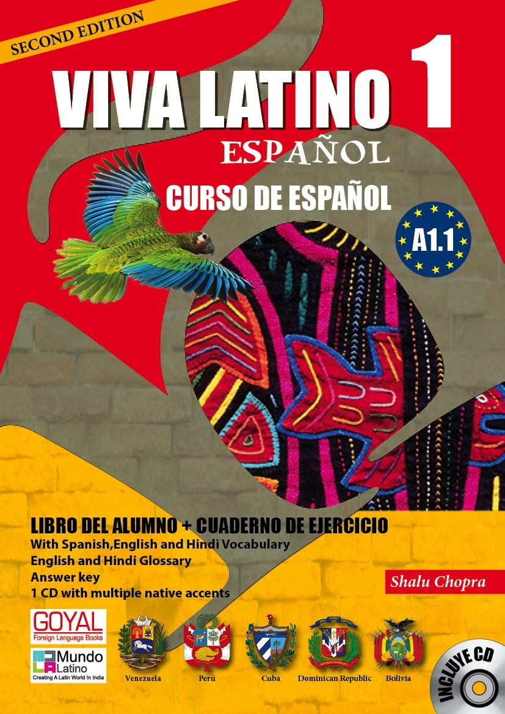 Viva 1 Spanish Textbook Pdf