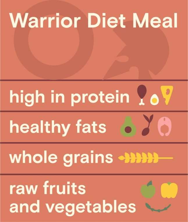 Warrior Diet Plan Pdf
