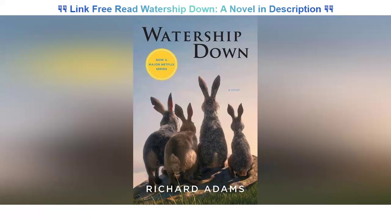 Watership Down Pdf Download