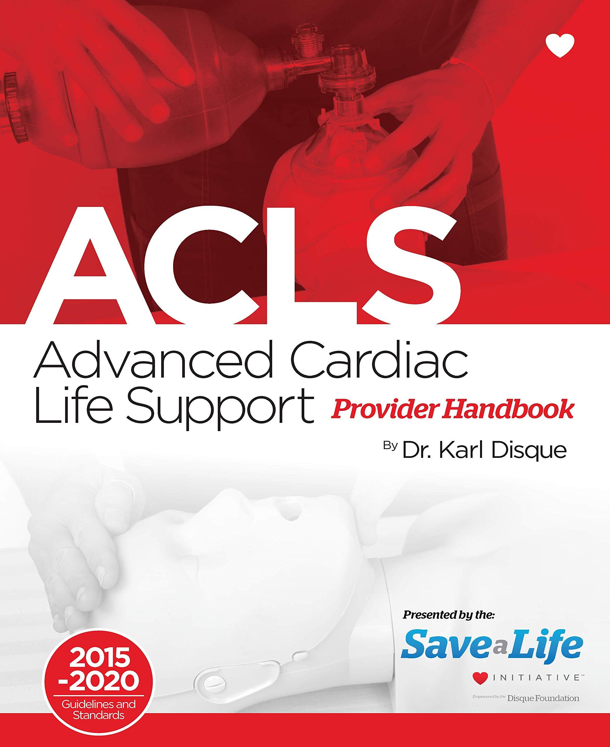 Acls Provider Manual Pdf 2020