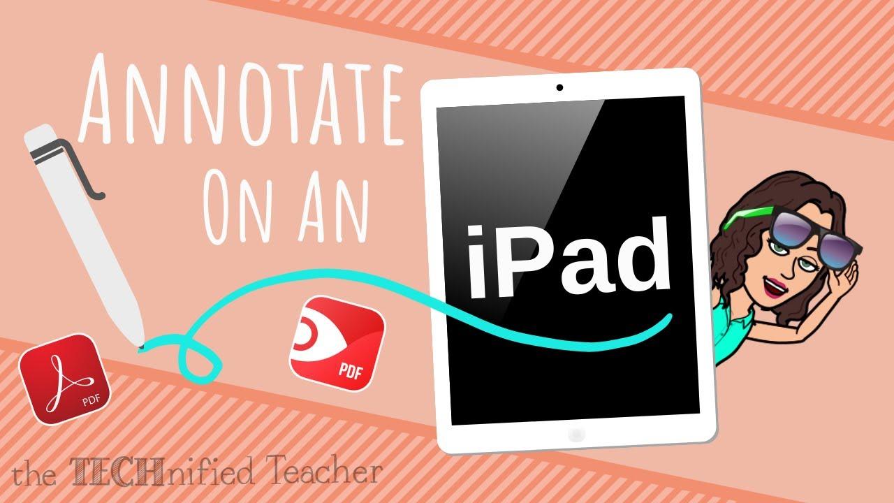 Annotate Pdf Ipad Adobe