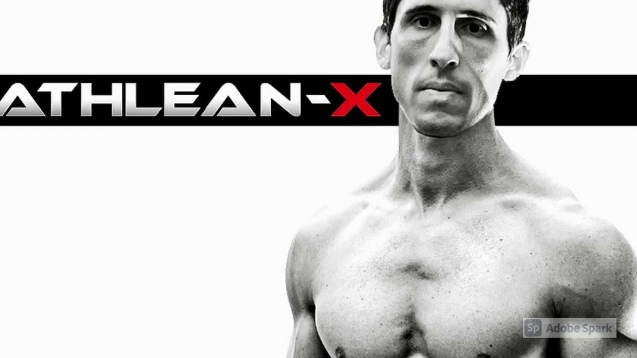 Athlean X Training Program Pdf
