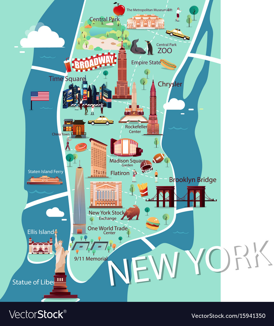 Central Park Map Pdf Download