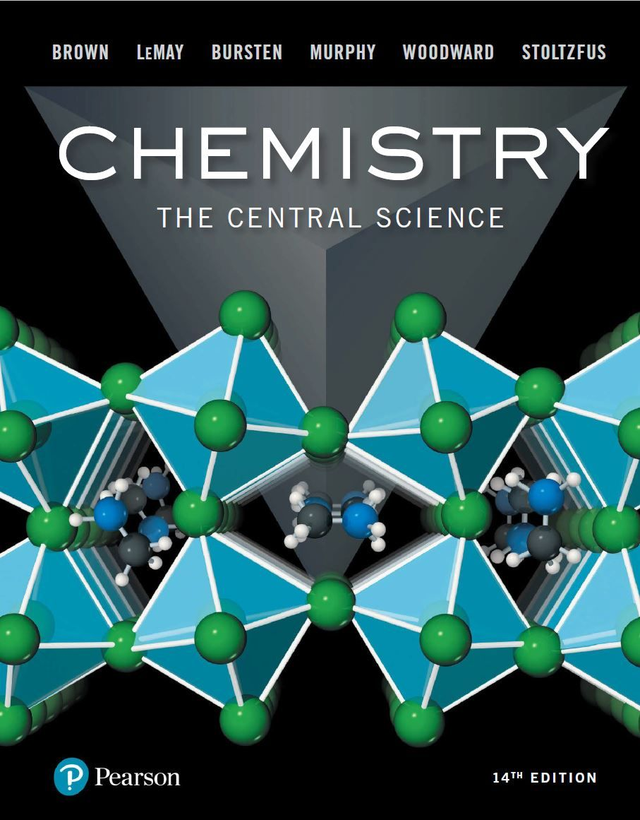 Chemistry The Central Science 14th Edition Pdf Free