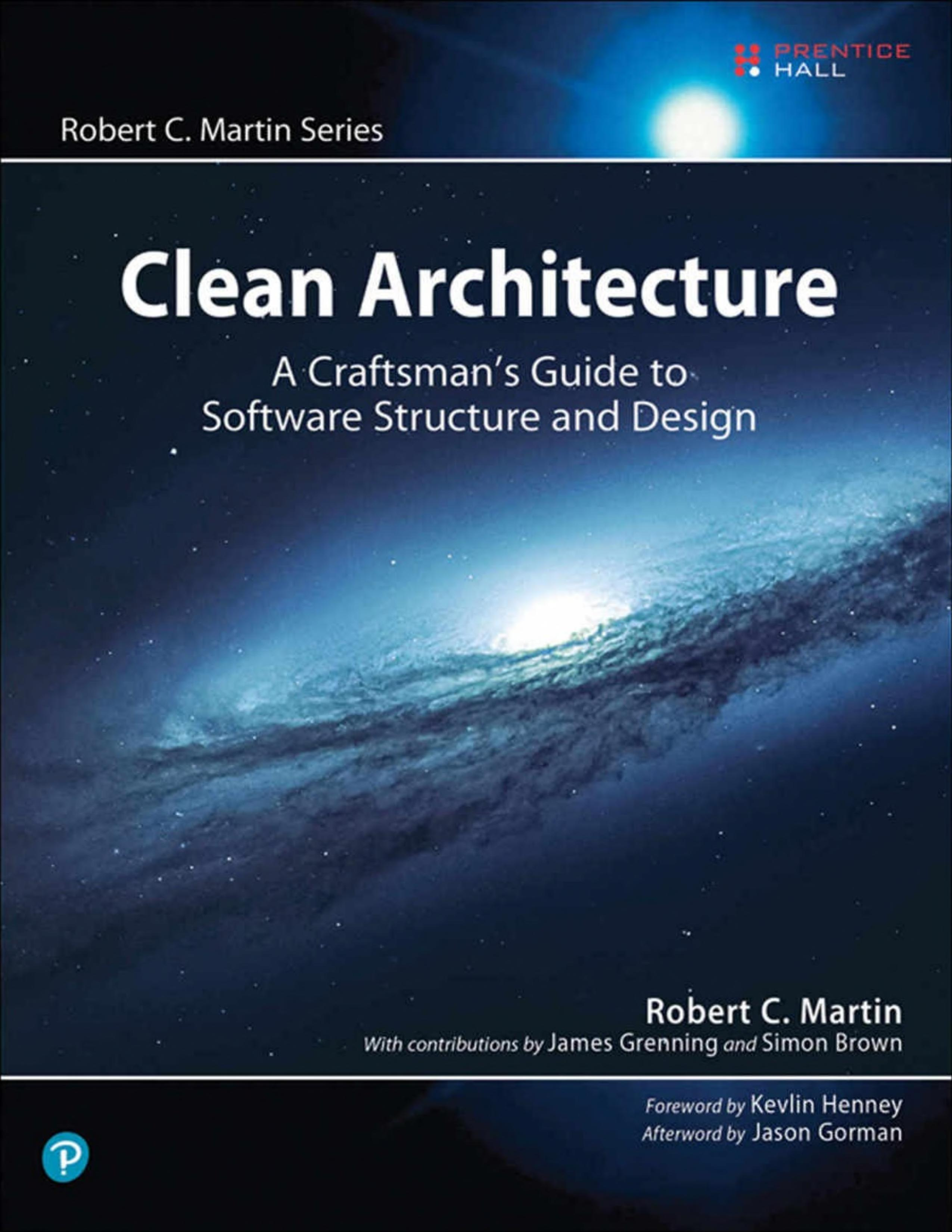 Clean Architecture Pdf Robert Martin