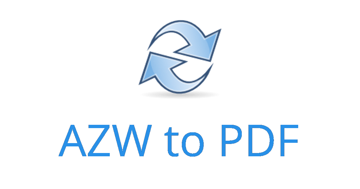 Convert Azw To Pdf Online Free