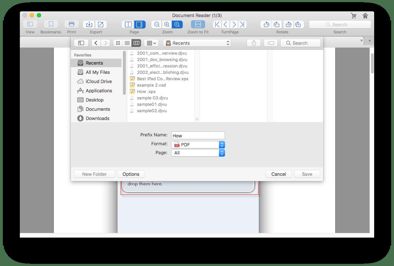 Convert Oxps To Pdf Mac