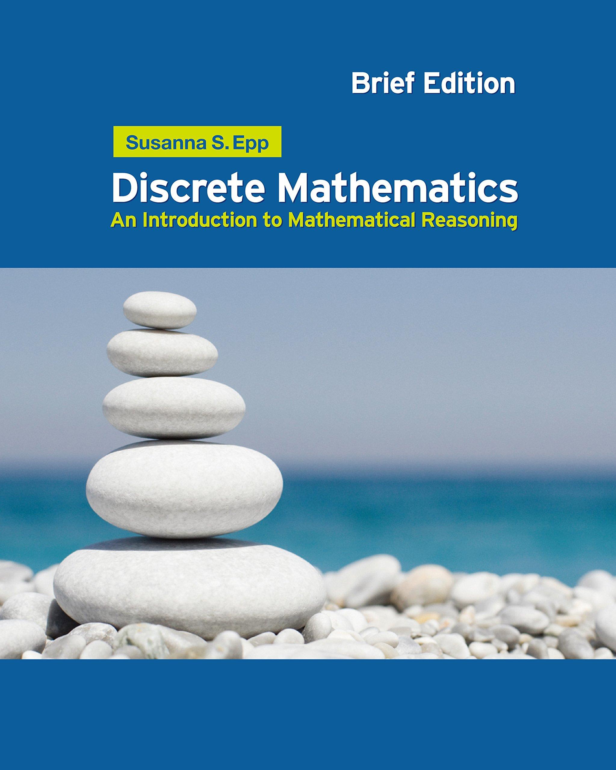 Discrete Mathematics With Applications 4th Edition Pdf