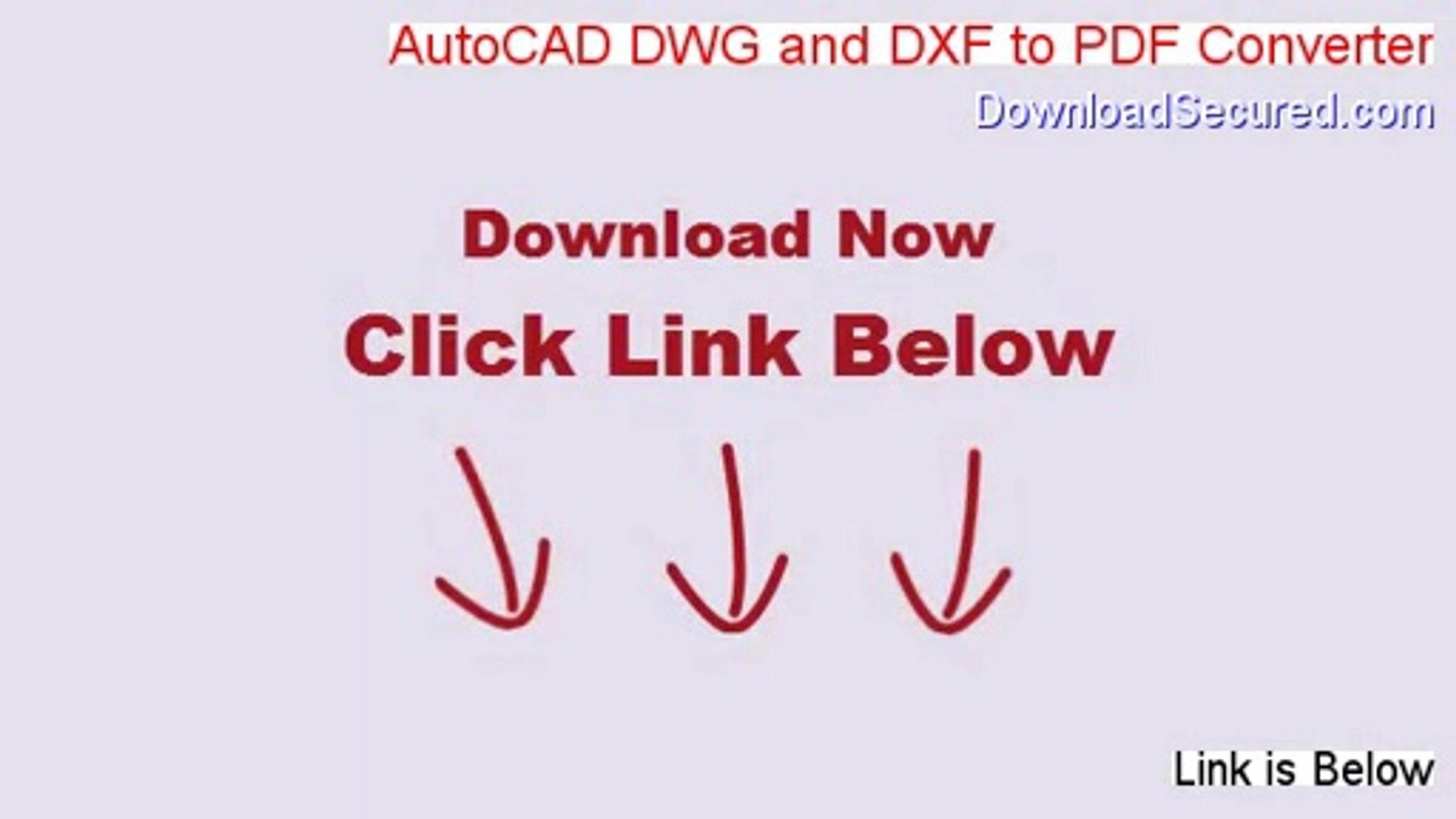 Dxf To Pdf Converter Free