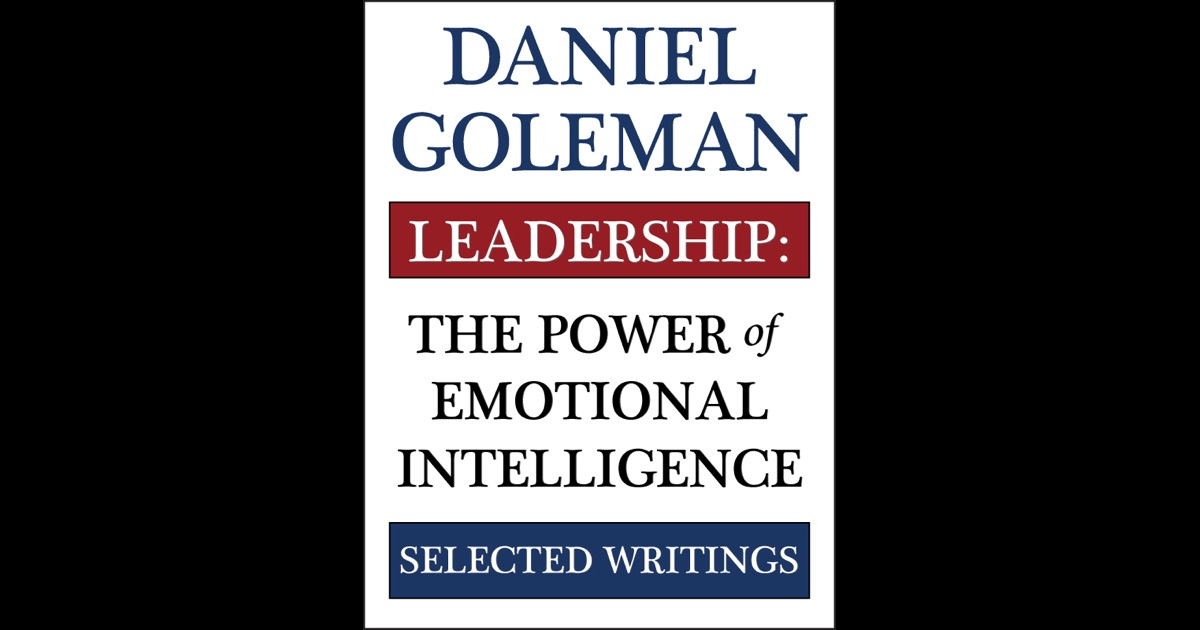 Emotional Intelligence Daniel Goleman Pdf Download