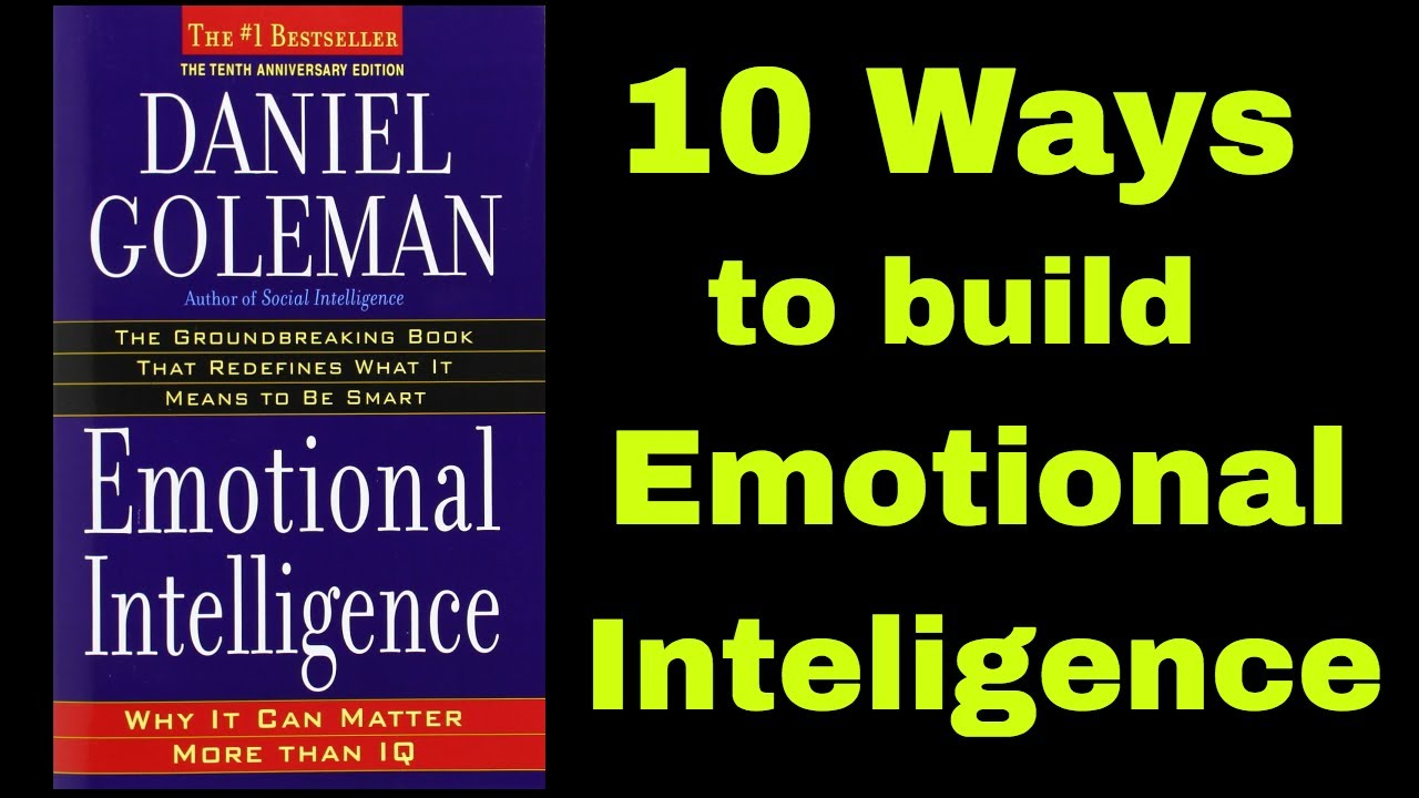 Emotional Intelligence Daniel Goleman Pdf