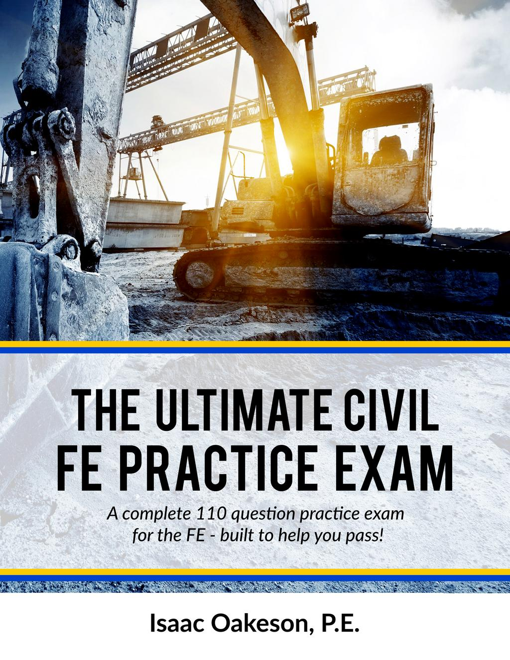 Fe Civil Practice Exam Pdf